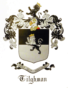 Tillman coat of arms